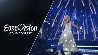 Polina Gagarina - A Million Voices (Russia) - LIVE at Eurovision 2015: Semi-Final 1