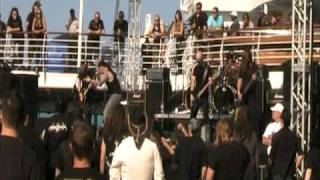 Twilight of the Gods - Under the Runes/Blood Fire Death, 70,000 Tons of Metal,  Pool Deck 1-27-11