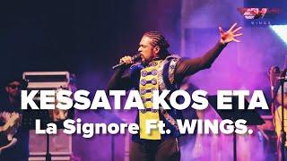 Kessata Kos Eta - La Signore Ft. WINGS @ Mr. Nova