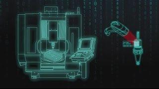 Werkzeugidentifikation und Datenübertragung: »zidCode«