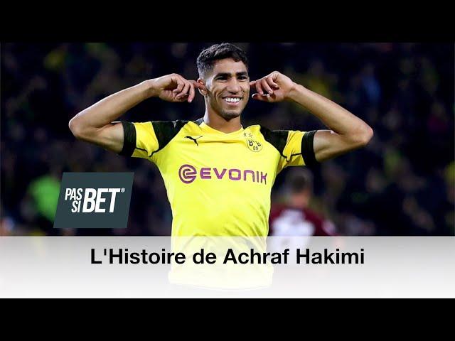 Video de pronunciación de Achraf Hakimi en Francés