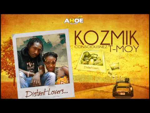 Distant Lovers - Kozmik Consciousnez & T-moy (Ahoe recordz)
