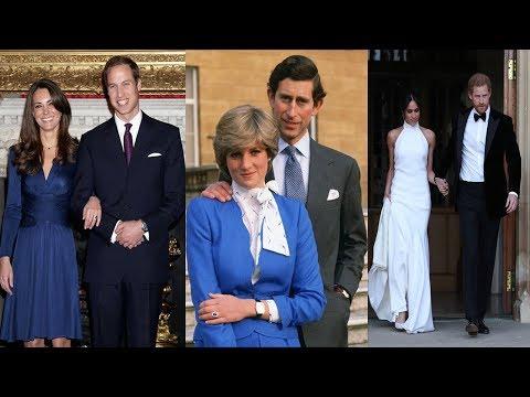 Как принцы Гарри и Уильям поделили украшения принцессы Дианы между своими женами