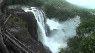 Athirappilly Water Falls, Kerala, India