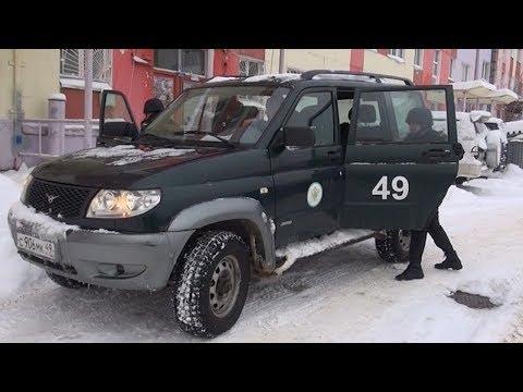 Судебные приставы Колымы вручили магаданцу уведомление о выселении из муниципальной квартиры