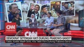 Download Video Sejumlah Kader Dukung Jokowi-Ma'ruf, Pengamat: Demokrat Dapat Apa dari Koalisi Prabowo-Sandi? MP3 3GP MP4