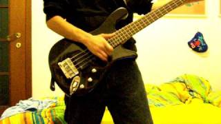 Suicidal Tendencies-Feeding the addiction bass cover