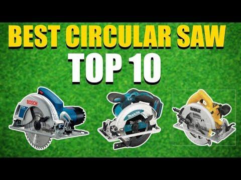 Top 10 Best Circular Saws 2018 | Circular Saw Reviews