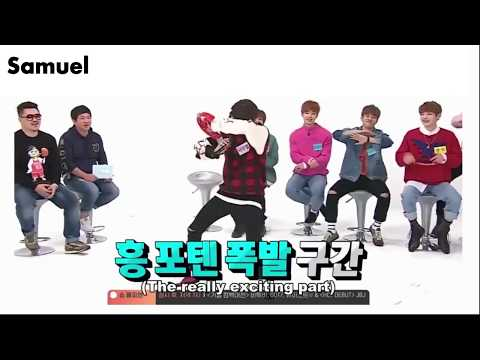 Idol Dancing & Singing 'New Face'♪ PSY (BTS,WANNA ONE,NCT,SEVENTEEN,SAMUEL,RAIN,APINK AND MORE)
