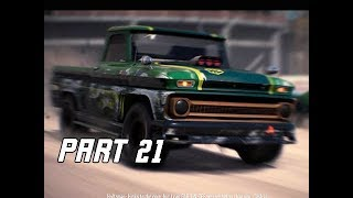 NEED FOR SPEED PAYBACK Gameplay Walkthrough Part 21 - HOLTZMAN (NFS 2017)