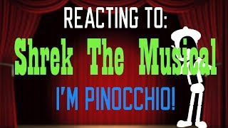 Reacting To My Old Musical   Shrek The Musical