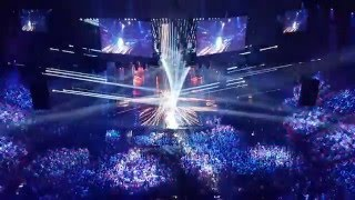 Dami Im - Sound of Silence Live #Eurovision - CRAZY FAN CROWD