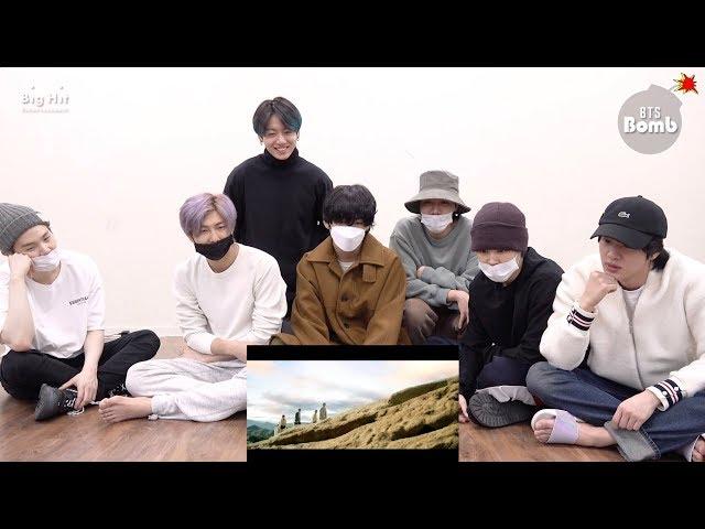 [BANGTAN BOMB] BTS 'ON' MV reaction - BTS (방탄소년단)