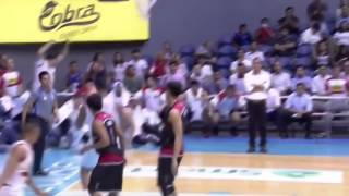 Tony Mitchell Philippines Highlights 2017