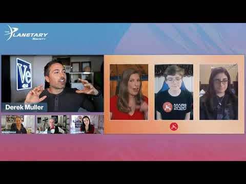 Perseverance Landing Watch Party REPLAY with Bill Nye and Friends