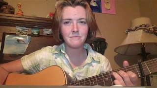 """cover of """"blue spotted tail"""" by Fleet Foxes"""