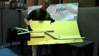 How to Bend PVC 008 - Applications - Electrical Conduit Offsets.wmv