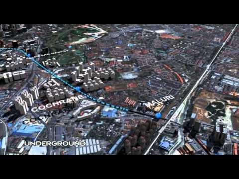 Malezyjski projekt Szybkiej Kolei Miejskiej