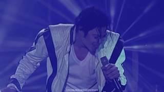 Gambar cover Michael Jackson - Thriller - Live Munich 1997 - Widescreen HD