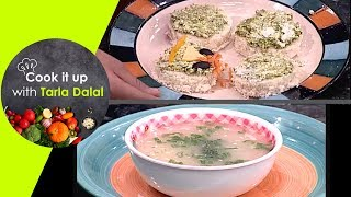 Cook It Up With Tarla Dalal-Ep 13 -Sweet Corn Soup, Summer Tacos, Funny Faces and Choco Chip Cookies