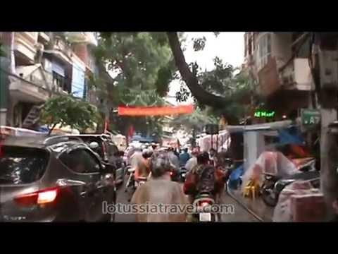 Video Silk Shop and Souvenir Gift Street, Hanoi Old Quarter