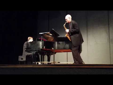 Just one piece from my hunior recital a little over a year ago.