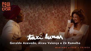 "Video thumbnail of ""Ep. 7 | Aqui em Casa | Táxi Lunar"""