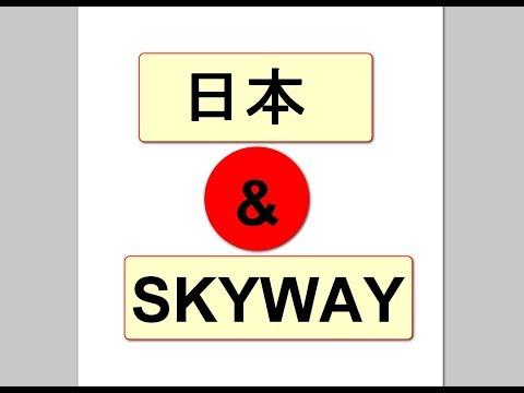 SKYWAY - КАК японцы не поленились ехать в Беларусь чтобы его увидеть