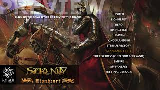 Gambar cover SERENITY - Lionheart (Album Preview) | Napalm Records