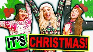 Rebecca Zamolo - It's Christmas! (Official Music Video)