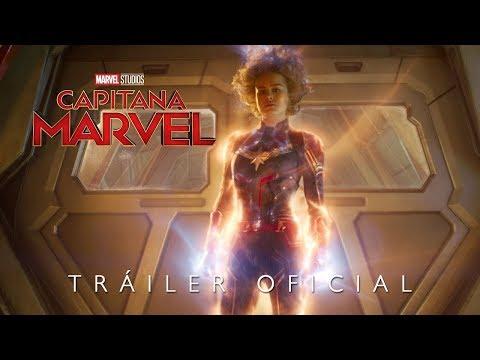 Capitana Marvel trailer