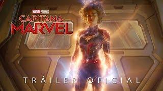 Capitana Marvel, de Marvel Studios – Tráiler oficial #2 (Subtitulado)