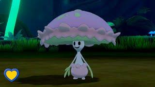 Shiinotic  - (Pokémon) - HOW TO GET Shiinotic in Pokemon Sword and Shield