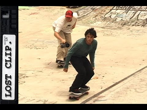 Preston P Stone Maigetter & Dylan Rieder Line RIP Filming Line Lost Clip #170