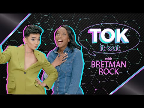 Bretman Rock Talks Twerking, Mugshots, and More on 'Tok It Out'