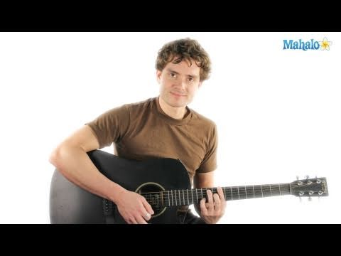 How to Play a B Seven (B7) Chord on Guitar