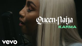"Queen Naija - ""Karma"" Official Performance & Meaning 