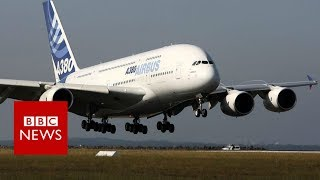 Why The A380 Never Really Took Off   BBC News