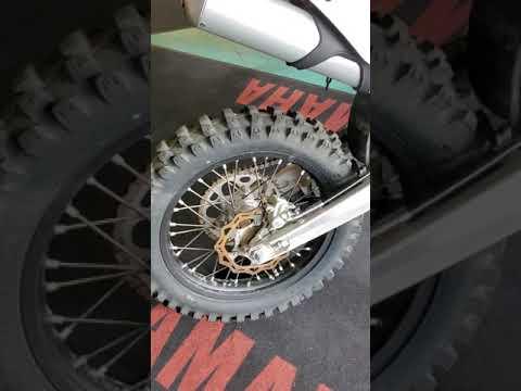 2018 KTM 250 XC-W in Hobart, Indiana - Video 1