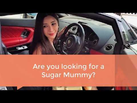 What is Sugar Mummy dating?