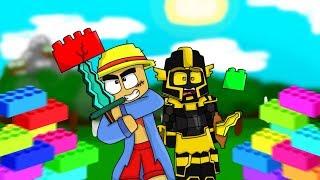Conseguimos Entrar En El Mundo De Lego Troll En Minecraft
