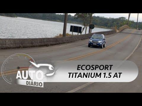 Ford EcoSport Titanium vale R$ 93 mil ?