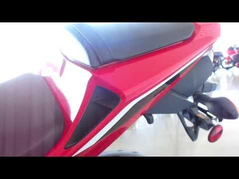 2018 Honda CBR600RR in Chula Vista, California - Video 1