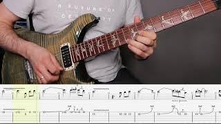 Gitarren-Soli zum Lernen. Die neue Video-Reihe.