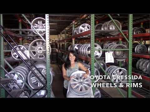 Factory Original Toyota Cressida Rims & OEM Toyota Cressida Wheels – OriginalWheel.com