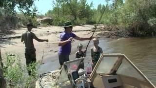 На рыбалке с сергеичем астраханский