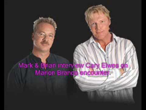 Mark & Brian w/Cary Elwes on Marlon Brando