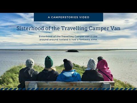 Sisterhood of the Travelling Campervan