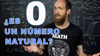 ¿Es el cero un NÚMERO NATURAL?