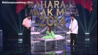 Maharaja Lawak Mega 2014   Minggu 1 (Sayot)